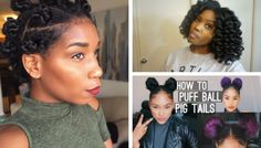 3 Natural Hair Trends to Try This Fall via @blacknaps