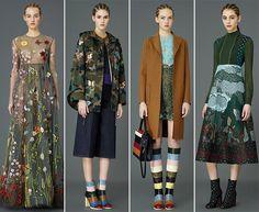 Valentino Pre-Fall 2015 Collection | Fashionisers