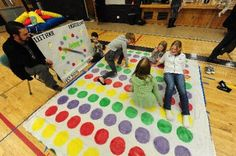 winter carnival games for school - Google Search