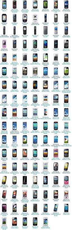 Every single Samsung phone model available today at the best prices! #Samsung…