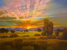 oil (Contemporary Painting, Oil, Landscape)