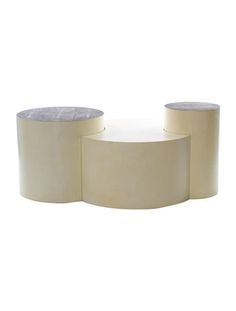 Set of Three Side Tables