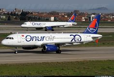 Airbus A320-232 aircraft picture Commercial Plane, Commercial Aircraft, Onur Air, Airline Logo, Civil Aviation, Aircraft Pictures, Military Aircraft, Spacecraft, Airplanes