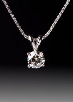 Elegant Simple Necklaces On Pinterest Custom Jewelry