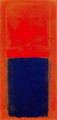 Rothko - vertical