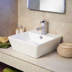 Classica Cubic Countertop Basin Spring Bathroom Inspiration - Spring Style