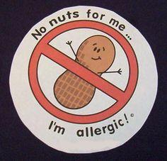 Peanut and Tree Nut Allergies