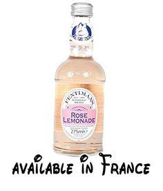 B0758QVJBY : Fentimans | Rose Lemonade | 2 x 12 x 275ml. Rose Lemonade. Vegan. Known Barcodes: 5029396738576 5029396738576