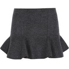#isabel marant #skirt #luxury fashion