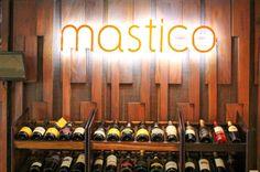 Mastico Restaurant sign   San Jose - Costa Rica