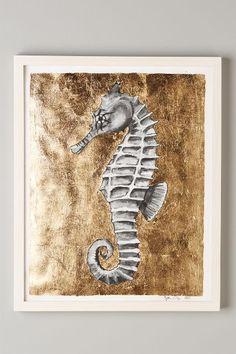 Seadweller Wall Art - anthropologie.com #anthrofave