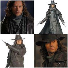 Hugh Jackman as Van Helsing Movie Figure