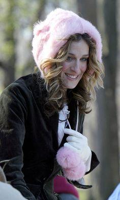 Sarah Jessica Parker: Кэрри Брэдшоу наряды и аксессуары в сериале