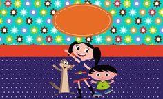 O Show da Luna – Kit festa grátis para imprimir – Inspire sua Festa ® Kit Digital, Minnie Mouse, Disney Characters, Poster, 1, Blog, Tin Cans, Cut Outs, Frames