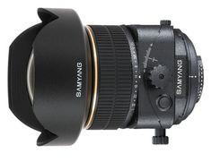 Samyang 24mm f/3.5 tilt-shift lens. Finally a budget tilt/shift lens for Nikons!