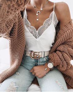 19 Best Autumn Outfit Ideas For Chic And Casual November 2019 Fall Winter Outfits, Spring Outfits, Outfit Summer, Mode Streetwear, Cute Casual Outfits, Casual Chic, Stylish Outfits, College Outfits, Outfit Goals