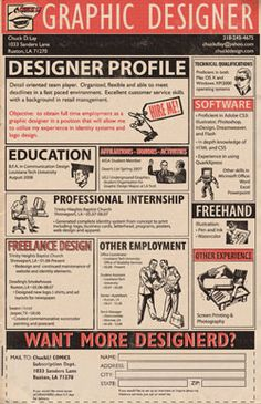 7 Ways to Create a Stunning Graphic Designer Resume | http://www.zilliondesigns.com/blog/ways-to-create-stunning-graphic-designer-resume/