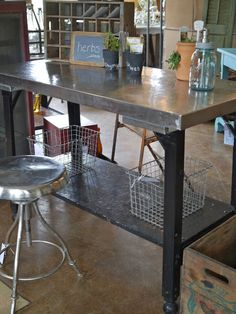 Island or Potting Table