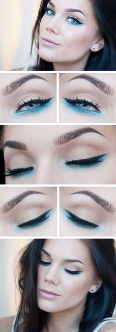 Todays look - Glow #makeup