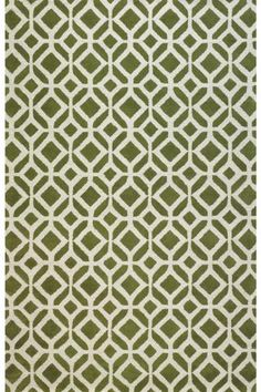Taza Area Rug  I know your generation doesn't like the color avocado, but so cute with charcoal and navy