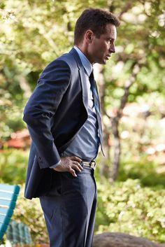 """David Duchovny portrays Sam Hodiak in the NBC drama """"Aquarius."""""""