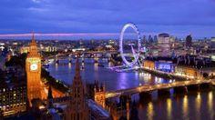 London At Night Wallpaper