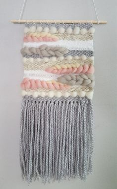 Image result for modern weaving wall hangings