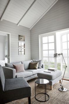 White featherdream: kaunis koti