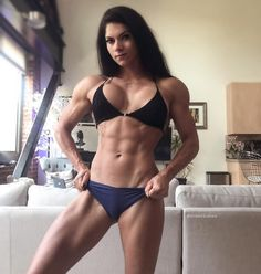 Awesome Physique ❤️ www.OnlyRippedGirls.Com - Only Ripped Girls
