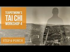 A Wild West Tai Chi Workshop: Step and Punch with the teapotmOnk - YouTube