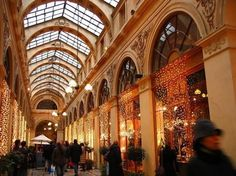 The Galerie Vivienne | The Ultimate Parisian Guide To Paris