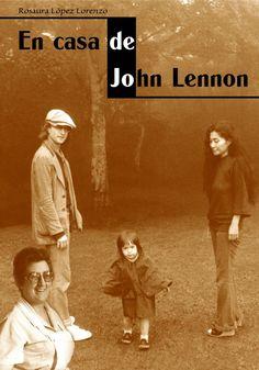 Portada de un libro precioso para fans de Lennon