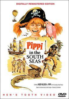 Amazon.com: Pippi Longstocking: Inger Nilsson, Maria Persson, Pär ...