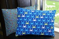 fun summer travel pillowcases