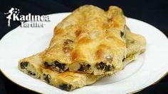 El Açması Ispanaklı Kol Böreği Tarifi Spanakopita, Food Presentation, Apple Pie, Pasta, Meals, Ethnic Recipes, Desserts, Chef Recipes, Cooking
