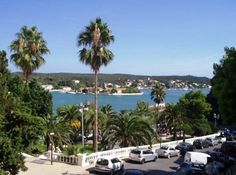 Mahon is the cozy Capital of the Island of Menorca Spain