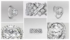 A one of a kind love deserves a one of a kind ring. Find the perfect engagement ring.