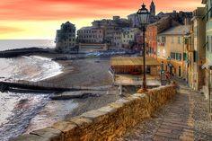 ♥ Bogliasco, Italy