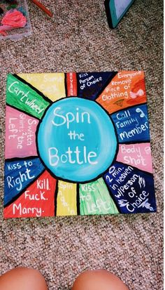 Party games for teens spin the bottle 38 Ideas de fiesta para adolescentes Things To Do At A Sleepover, Fun Sleepover Ideas, Sleepover Activities, Things To Do When Bored, Games For Sleepovers, Sleepover Games Teenage, Birthday Party Ideas For Teens 13th, Birthday Party Checklist, Teen Party Games