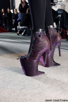 Extreme Shoes - It's All Over!   Grazia Fashion