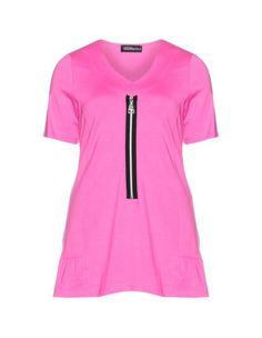 Shirt mit Rei�verschlussapplikation von seeyou. Jetzt entdecken: http://www.navabi.de/shirts-seeyou-shirt-mit-reissverschlussapplikation-pink-18128-9000.html?utm_source=pinterest&utm_medium=social-media&utm_campaign=pin-it