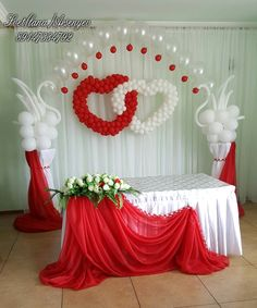 Wedding scene decoration experience sharing page 9 of 61 30 best ideas for outdoor wedding photos Wedding Stage Decorations, Engagement Decorations, Valentines Day Decorations, Balloon Decorations, Birthday Decorations, Wedding Chairs, Wedding Table, Diy Wedding, Wedding Ceremony