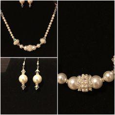 Pearl Necklace, Jewellery, Pearls, Fashion, Jewelery, Moda, La Mode, Jewlery, Beads