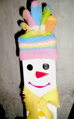 Просто про Дом: Домашние Идеи и Советы: Мои Снеговики