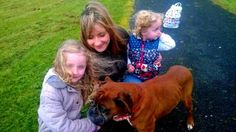 Six-Year-Old Saves Overbred Boxer Left to Die
