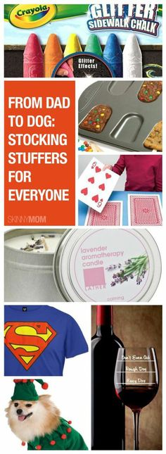 Stuff your stockings with these fabulous gifts!