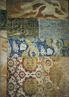 Mariano Fortuny: His Life and Work as posted by Acquired Objects: Fortuny Final: Silk Velvet