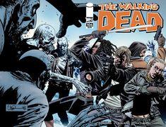 Walking Dead #106 (2013) Cover by Charlie Adlard