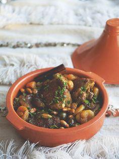 Recipe Box: Moroccan-Inspired Chicken Tangine