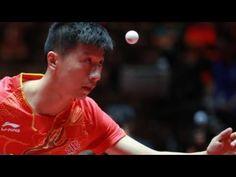 Ma Long vs Xu Xin | Men's Singles | Semi Final | WC2017